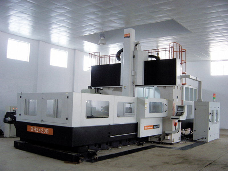 CNC gantry machining centers