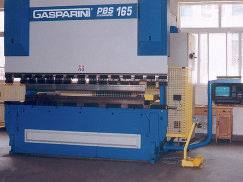 CNC bending machines